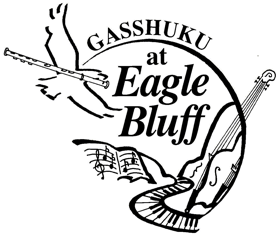 Logo - Gasshuku at Eagle Bluff